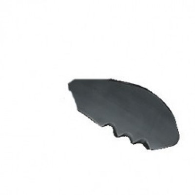 Gua Sha Tool Flat Fin Shaped Finger Arch