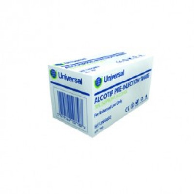 Pre Injection Wipes (Medi Wipes)