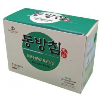 Dong Bang Spring Handle With Tube (500 Pcs Per Box)