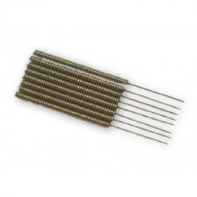 Korean fine gauge short Needles (0.18 x 8mm)