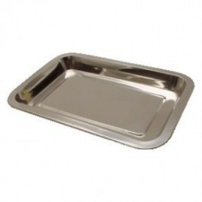 Stainless Steel Open Tray