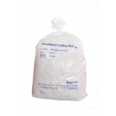 Cotton Wool Balls-Non Sterile (All Sizes)