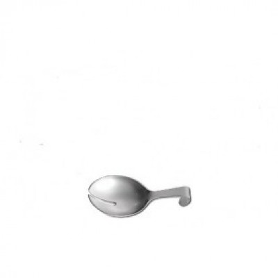 Split Spoon With Hoop-End Handle